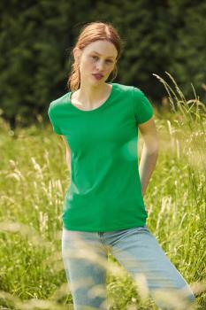 Dámské tričko Lady-Fit Valueweight T - zvětšit obrázek