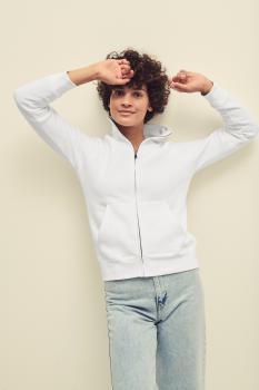 Dámská mikina Lady-Fit Premium Sweat Jacket - zvětšit obrázek