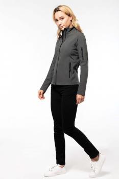 Dámská softshellová bunda - zvětšit obrázek