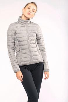 Dámská zimní bunda bez kapuce - zvětšit obrázek
