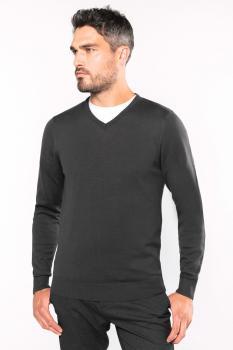 Pánský svetr do V Jumper - zvětšit obrázek
