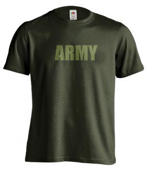 Pánské ARMY tričko