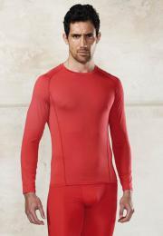 Funkční sportovní rychleschnoucí elastické triko dl.rukáv - Výprodej