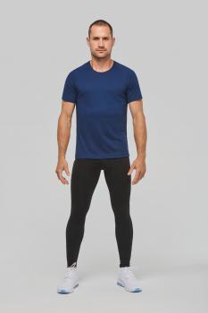 Pánské sportovní tričko krátký rukáv - zvětšit obrázek