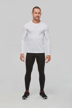 Pánské sportovní tričko dlouhý rukáv - zvětšit obrázek
