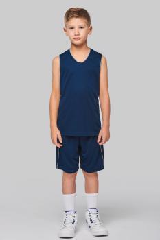 Dětský basketbalový dres - tílko - zvětšit obrázek
