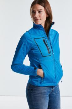 Dámská softshellová bunda Sportshell 5000 - zvětšit obrázek